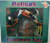 Mungo's Rainforest Tale: A Stopframe Book
