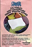 Terry Pillow Cover for Contour Pillows - Standard Size