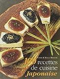 100 recettes de cuisine Japonaise...