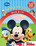 Disney Disney Junior Sing-Along Book & CD (Disney Singalong Book & CD)