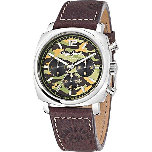 orologio multifunzione uomo Pepe Jeans Howard casual cod. R2351111001