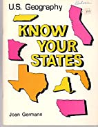 Know your states by Joan Germann