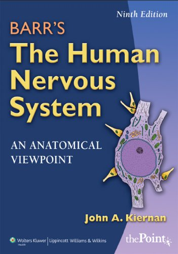 Barr's The Human Nervous System: An Anatomical Viewpoint,...