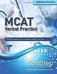 MCAT Verbal Practice: 108 Passages fo...