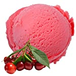 Amarena Kirsch Geschmack 333 g Gino Gelati Eispulver für Ihre Eismaschine