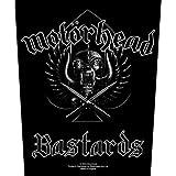 MOTÖRHEAD RÜCKENAUFNÄHER / BACKPATCH # 2 BASTARDS