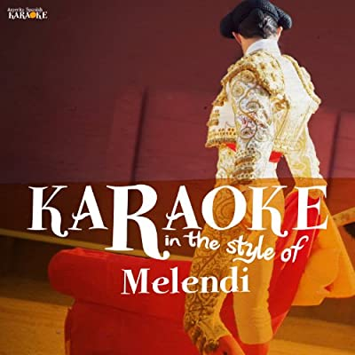 Karaoke - In the Style of Melendi