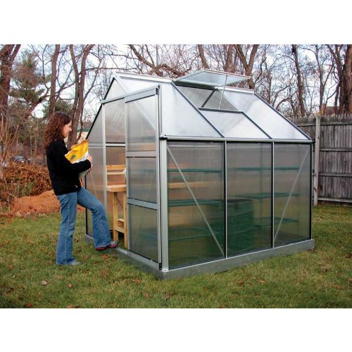 Backyard Beginner Greenhouse - 6'6
