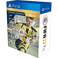 FIFA 17 Deluxe Edition Scarf Bundle for PlayStation 4