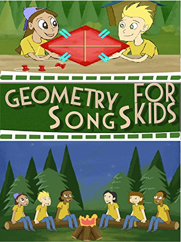 Geometry Math Music Videos and Learning Song