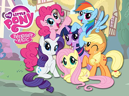My Little Pony: Friendship is Magic on Amazon Prime Video UK