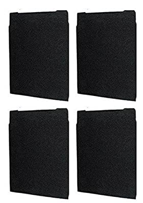 Whirlpool 8171434K Large Air Purifier Carbon Pre-Filters, 4-Pack (Quality improved)