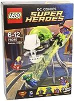 Lego Dc El Ataque De Brainiac