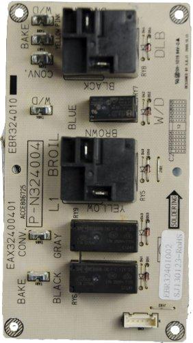 Lg Electronics Ebr32401002 Electric Range Main Pcb Assembly