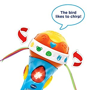VTech Baby Babble and Rattle Microphone from V Tech
