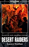 img - for Desert Raiders (Warhammer 40,000 Novels: Imperial Guard) book / textbook / text book