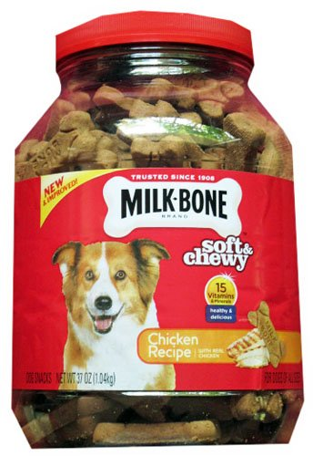 Milk-Bone Soft & Chewy Chicken Recipe Treats