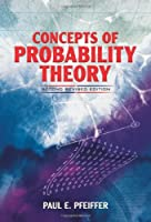 Concepts of Probability Theory: 2nd Edition Front Cover