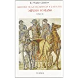 Historia de la decadencia y caída del Imperio Romano. Tomo III: Invasiones de los bárbaros y revoluciones de Persia...