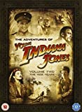 The Adventures of Young Indiana Jones, Vol. 2: The War Years [9 DVDs] [UK Import]