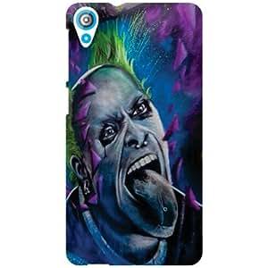 HTC Desire 820Q Back Cover - Horror Designer Cases