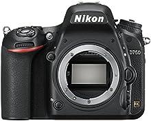 Comprar Nikon D750 - Cámara réflex digital de 24.3 Mp (pantalla 3.2