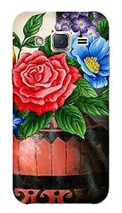 WOW Premium Design Back Cover Case For Samsung Galaxy J2