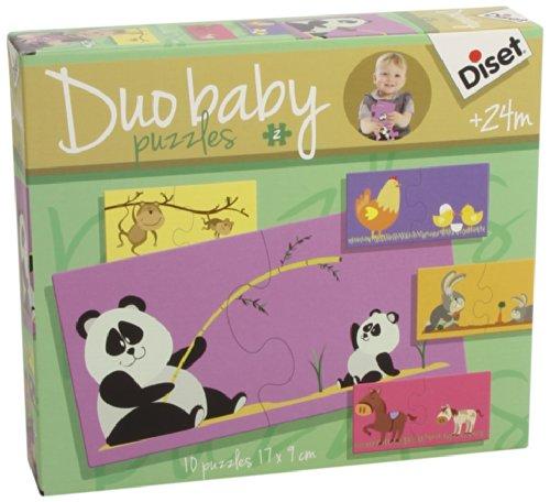 Diset 69966 - Duo Baby 1