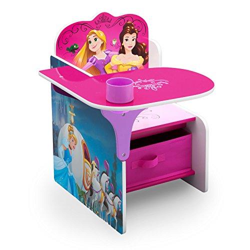 Delta Children Chair Desk with Storage Bin Disney
