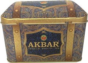 Akbar Tea Gourmet Gift Tin Box 250 G Orient Mystery