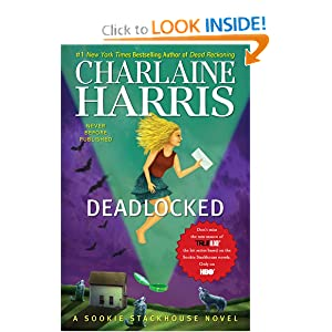 Deadlocked - Charlaine Harris