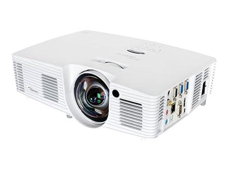 Optoma W316ST Vidéoprojecteur 3D 1280 x 800 VGA/HDMI