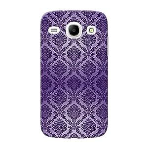 Mobile Back Cover For Samsung Galaxy Core I8260 (Printed Designer Case)
