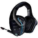 Logitech G933 Artemis Spectrum RGB 7.1 Surround Sound Gaming Headset (Certified Refurbished)