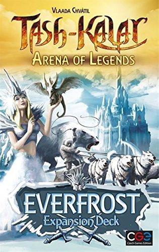 Tash Kalar Everfrost Expansion Deck Board Game