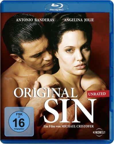 Original Sin ( Dancing in the Dark ) ( Péché originel ) [ NON-USA FORMAT, Blu-Ray, Reg.B Import - Germany ]