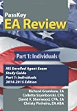 img - for PassKey EA Review, Part 1: Individuals: IRS Enrolled Agent Exam Study Guide 2014-2015 Edition (Volume 1) book / textbook / text book