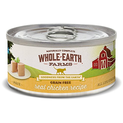 Whole Earth Farms Grain Free Real Chicken Recipe (Paté)