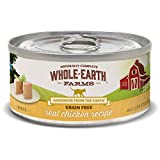 Whole Earth Farms Grain Free Real Chicken Recipe (Paté)