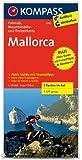 Mallorca: Fahrrad-, Mountainbike- und Freizeitkarte mit Führer. GPS-genau. 1:75000