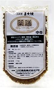 コスモ 直火焼 薬膳カレールー110g