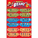 Mighty Beanz (Series 1) Toy Poster Print