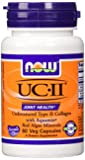 Now Foods UC-II Type II Collagen 40mg, Veg-Capsules, 60-Count