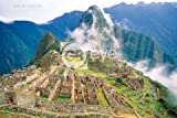 Machu Picchu Peru Large Photo Art Poster 61 by 91.5cm