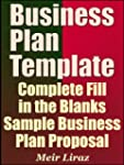 Business Plan Template - Complete Fil...