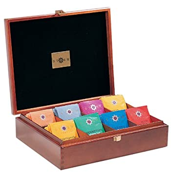 Stash Signature Tea Chest with Tea