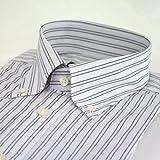長袖 形態安定ワイシャツ ボタンダウン