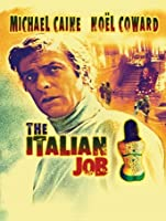 The Italian Job (1969) [HD]