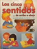 img - for Los Cinco Sentidos.... De arriba a abajo book / textbook / text book