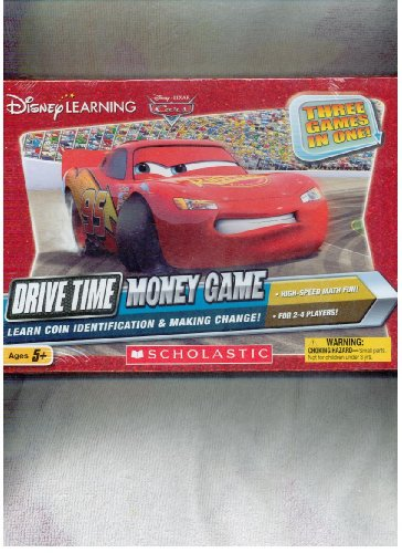 Driver Money Game Three Games in One Disney Learning